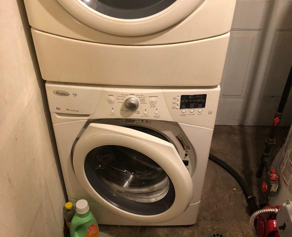 Whirlpool Duet Washer Iskander Services Inc